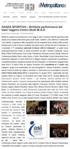 Il Metropolitano 12 giugno 2014