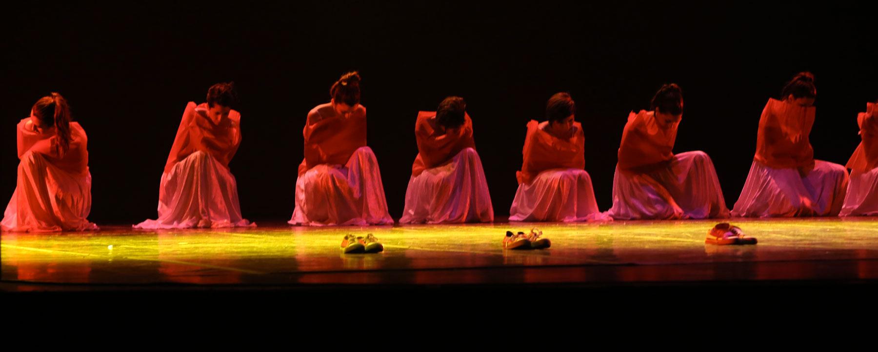 STOP VIOLENCE – Alessia Pizzichemi's choreo – Scuola di Danza Centro Studi M.A.D. Reggio Calabria