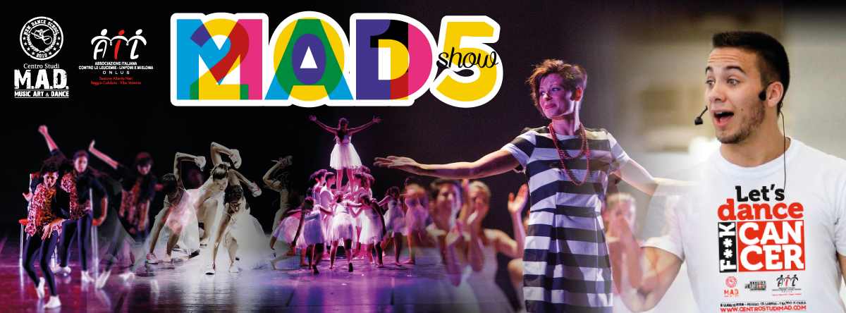 Lukas McFarlane @ M.A.D. Show 2015 – English version –