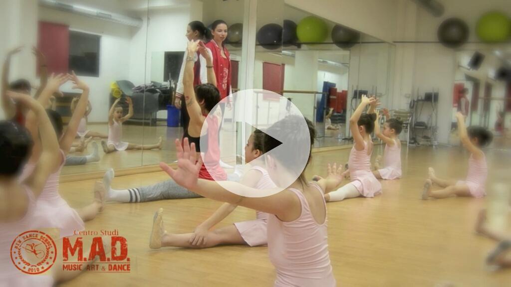 Danza Propedeutica at Scuola di Danza CENTRO STUDI M.A.D. Reggio Calabria