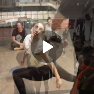 LITTLE SNIPPET of CONTEMPORARY CLASSES w/ JAMES PETT A.A.2016/2017 @ Scuola di Danza > Centro Studi M.A.D.- Reggio Calabria-