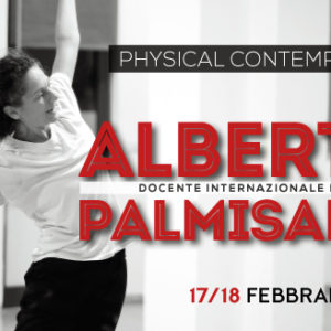WORKSHOP w/Alberta Palmisano | Physical Contemporary